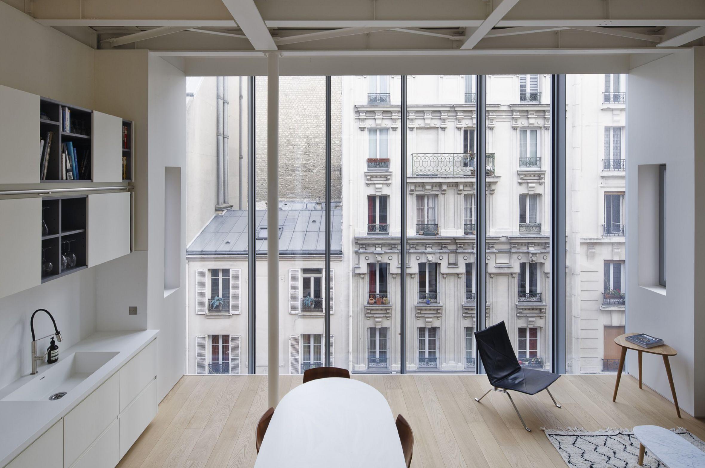 h house hardel le bihan architectes. Black Bedroom Furniture Sets. Home Design Ideas