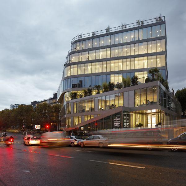 pap headquarters paris hardel le bihan architectes. Black Bedroom Furniture Sets. Home Design Ideas
